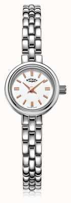 Rotary | pulseira de aço inoxidável para senhora | LB02541/70