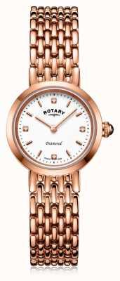 Rotary | senhoras subiram pulseira de ouro | LB00901/70/D