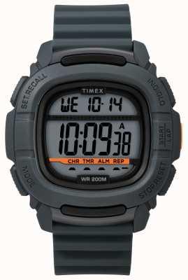 Timex | impulsionar choque digital cinza | TW5M26700SU