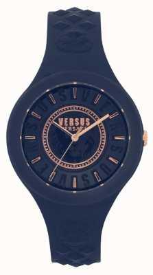 Versus Versace | relógio de ilha de fogo unisex | VSPOQ4019
