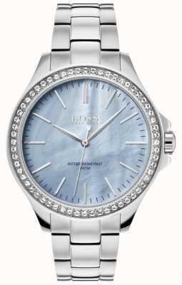 Hugo Boss | pulseira de aço inoxidável para senhora | 1502457