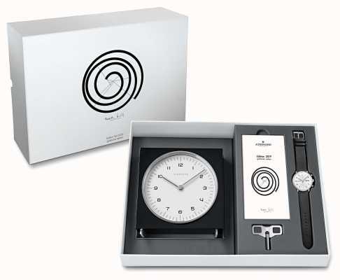 Junghans Edição máxima da conta 2019 relógio e conjunto de relógio 363/2919.00