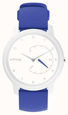 Withings Mover o rastreador de atividades branco e azul HWA06-MODEL 4-ALL-INT