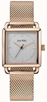 Jack Wills | senhoras de ouro rosa | JW016SLRS