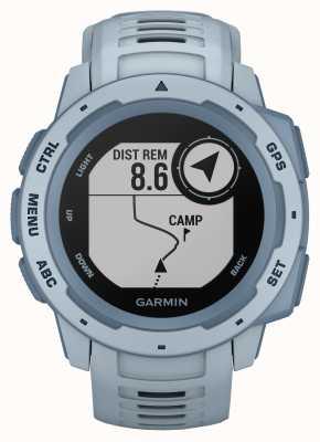 Garmin Pulseira de silicone gps ao ar livre Instinct mar espuma 010-02064-05