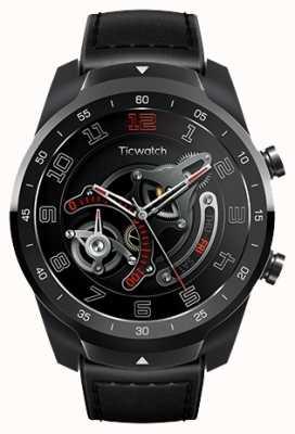 TicWatch Pro   smartwatch preto sombra WF12096-BLK