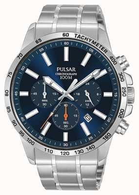 Pulsar | Relógio de desporto em aço inoxidável para homem | PT3995X1