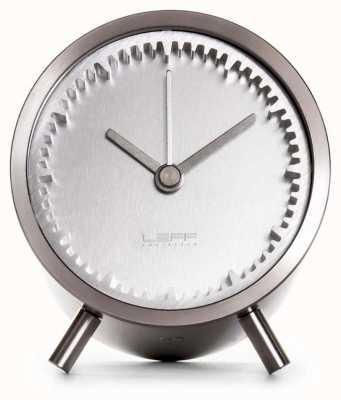 Leff Amsterdam | relógio de tubo | aço inoxidável | LT70001