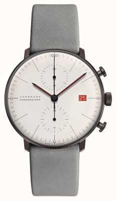 Junghans Edição limitada 100 anos bauhaus max bill cronoscope 027/4902.02