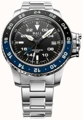 """Ball Watch Company Edição limitada aerogmt ii """"batman"""" engenheiro hidrocarboneto DG2018C-S5C-BK"""