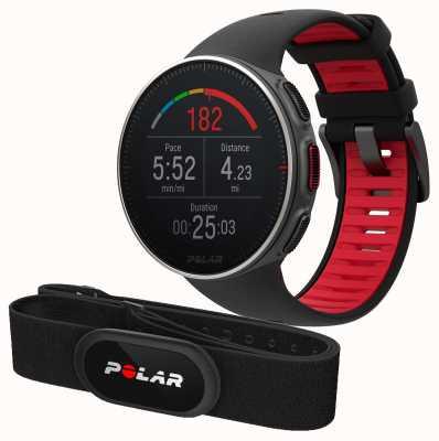 Polar Titã vintage v (com pulseira de hr) relógio multi-sport 90075339