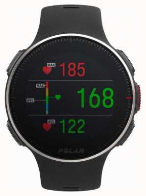 Polar Relógio multi-esporte Vantage v titan (com pulseira hr) 90075339
