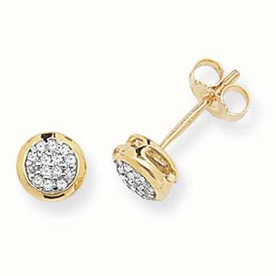 Diamond Earrings DE153