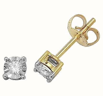 Diamond Earrings ED143