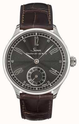 Sinn 6200 wg meisterbund i o relógio de edição limitada de 55 peças 6200.020
