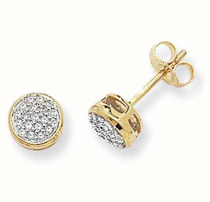 Diamond Earrings DE154