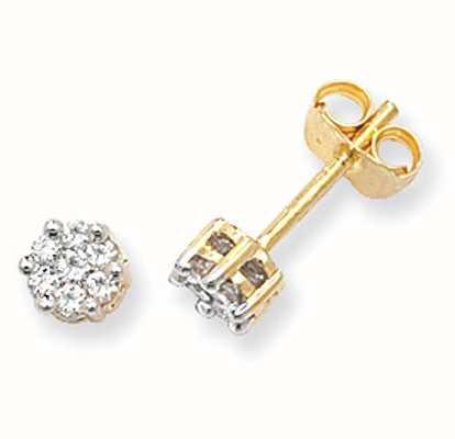 Diamond Earrings ED111