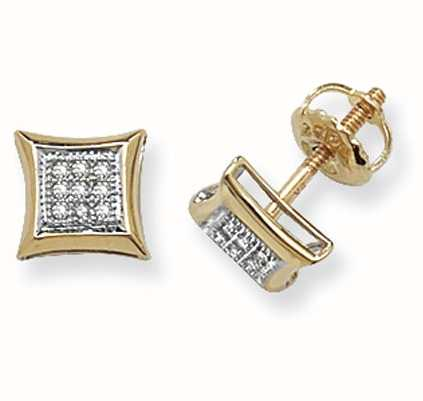 Diamond Earrings ED126