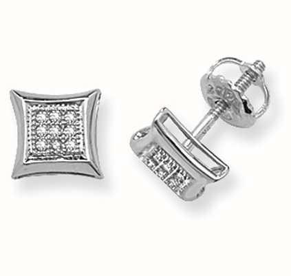 Diamond Earrings ED126W