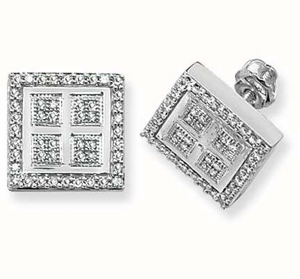 Diamond Earrings ED132W