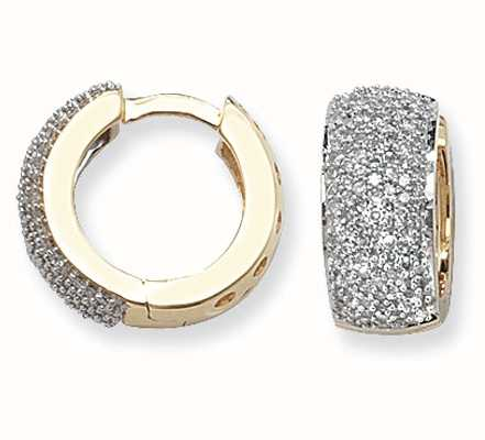Diamond Earrings ED137