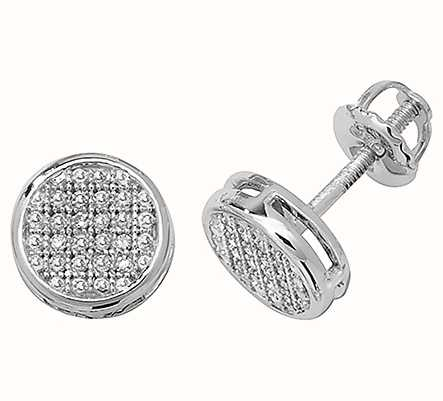 Diamond Earrings ED140W