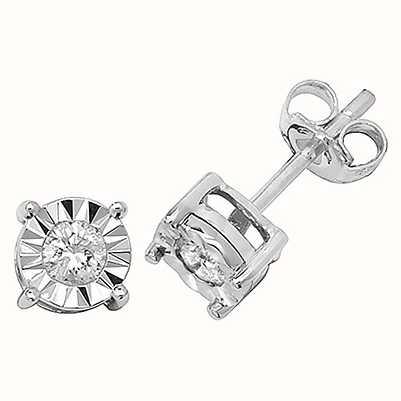 Diamond Earrings ED145W