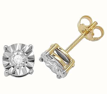 Diamond Earrings ED146