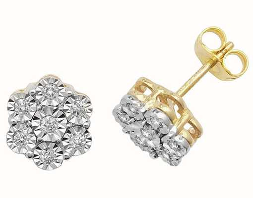 Diamond Earrings ED161