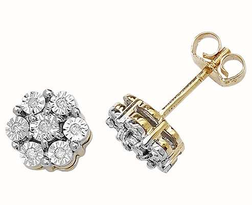 Diamond Earrings ED162