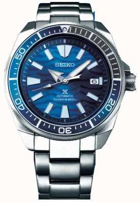 Seiko | prospex | salve o oceano | samurai | automático | de mergulhador | SRPD23K1