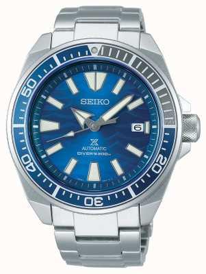 Seiko | prospex | salvar o oceano | samurai | automático | mergulhador | SRPD23K1
