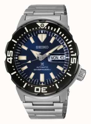 Seiko Prospex monstro mergulhadores automáticos | pulseira de aço inoxidável SRPD25K1