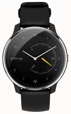 Withings Move ecg | preto e amarelo | rastreador de atividade HWA08-MODEL 1-ALL-INT