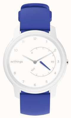 Withings Mover ecg | branco e azul | rastreador de atividade HWA08-MODEL 2-ALL-INT