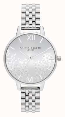 Olivia Burton | mulheres | renda com joias | pulseira de aço inoxidável | OB16MV101