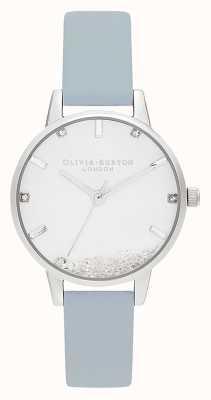 Olivia Burton | mulheres | o relógio que deseja | giz azul vegan | OB16SG07