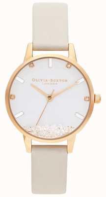 Olivia Burton | mulheres | o relógio que deseja | alça nua vegan | OB16SG09