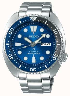 Seiko | prospex | salve o oceano | tartaruga | automático | de mergulhador | SRPD21K1