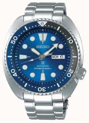 Seiko | prospex | salvar o oceano | tartaruga | automático | mergulhador | SRPD21K1