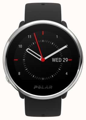 Polar | inflamar | atividade e hr tracker | borracha preta | m / l | 90071063