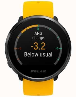 Polar | inflamar | atividade e hr tracker | silicone amarelo | m / l | 90075950
