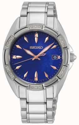 Seiko | série conceitual | mulheres | pulseira de aço inoxidável | SKK881P1