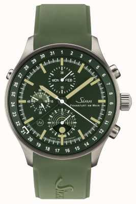 Sinn Caça relógio 3006 o cronógrafo com exibição de luar 3006.010