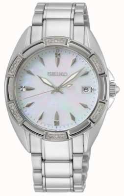 Seiko   série conceitual   pulseira de aço inoxidável   SKK883P1