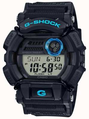 Casio | choque g | mens | relógio digital limitado | GD-400-1B2ER