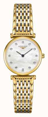Longines | o grande clássico de longines | mulheres | quartzo suíço | L42092877