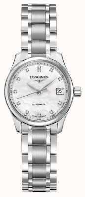 Longines | coleção master | automático | L21284876