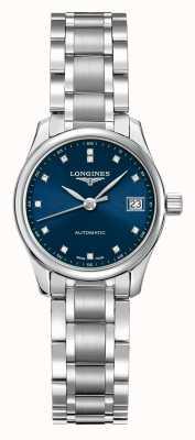 Longines | coleção master | mulheres | automático L21284976