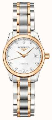 Longines | coleção master | mulheres | automático | L21285897